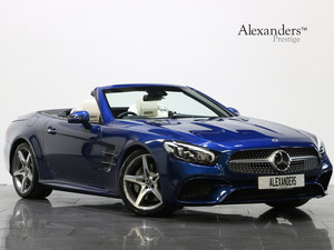 2019 19 19 MERCEDES-BENZ SL CLASS 3.0 SL400 V6 AMG Line G-Tronic  For Sale