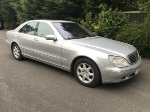 2000 Mercedes s500 , probably lowest miles you can find For Sale