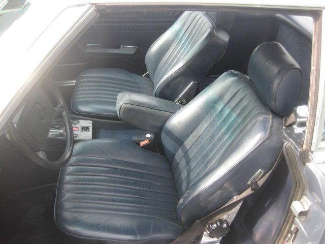 1988 Mercedes SL560 Cabrio Model 107 in Nice Diamond Bluemetallic For Sale (picture 5 of 6)