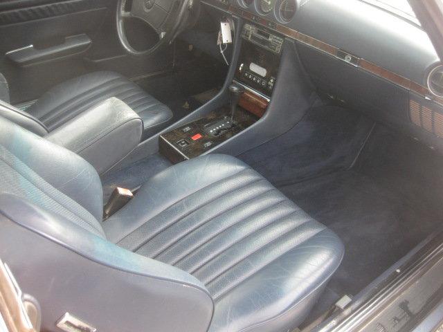 1988 Mercedes SL560 Cabrio Model 107 in Nice Diamond Bluemetallic For Sale (picture 6 of 6)