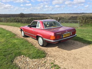 1989 Mercedes 300SL requiring minor TLC For Sale