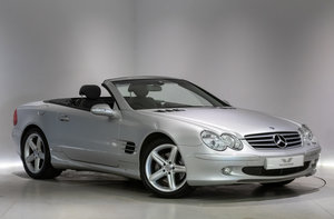 2003 SL500 Now Available at Peter Vardy Heritage For Sale