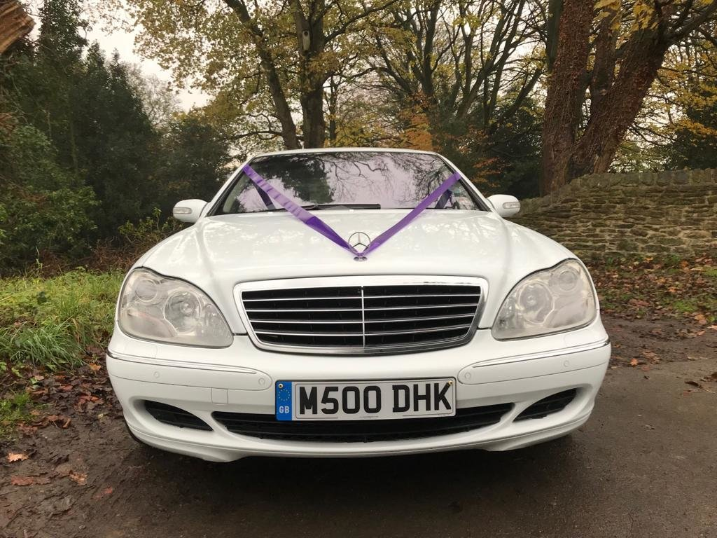 2003 S Class Mercedes Wedding Car For Sale (picture 6 of 6)