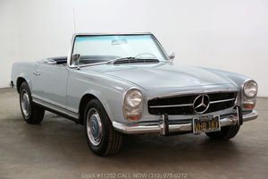1965 Mercedes-Benz 230SL Pagoda With 2 Tops For Sale