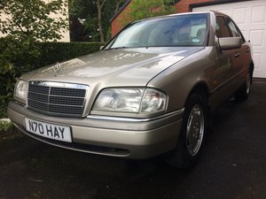 MERCEDES BENZ C280 ELEGANCE Auto. Only 59,000 miles ! FSH For Sale