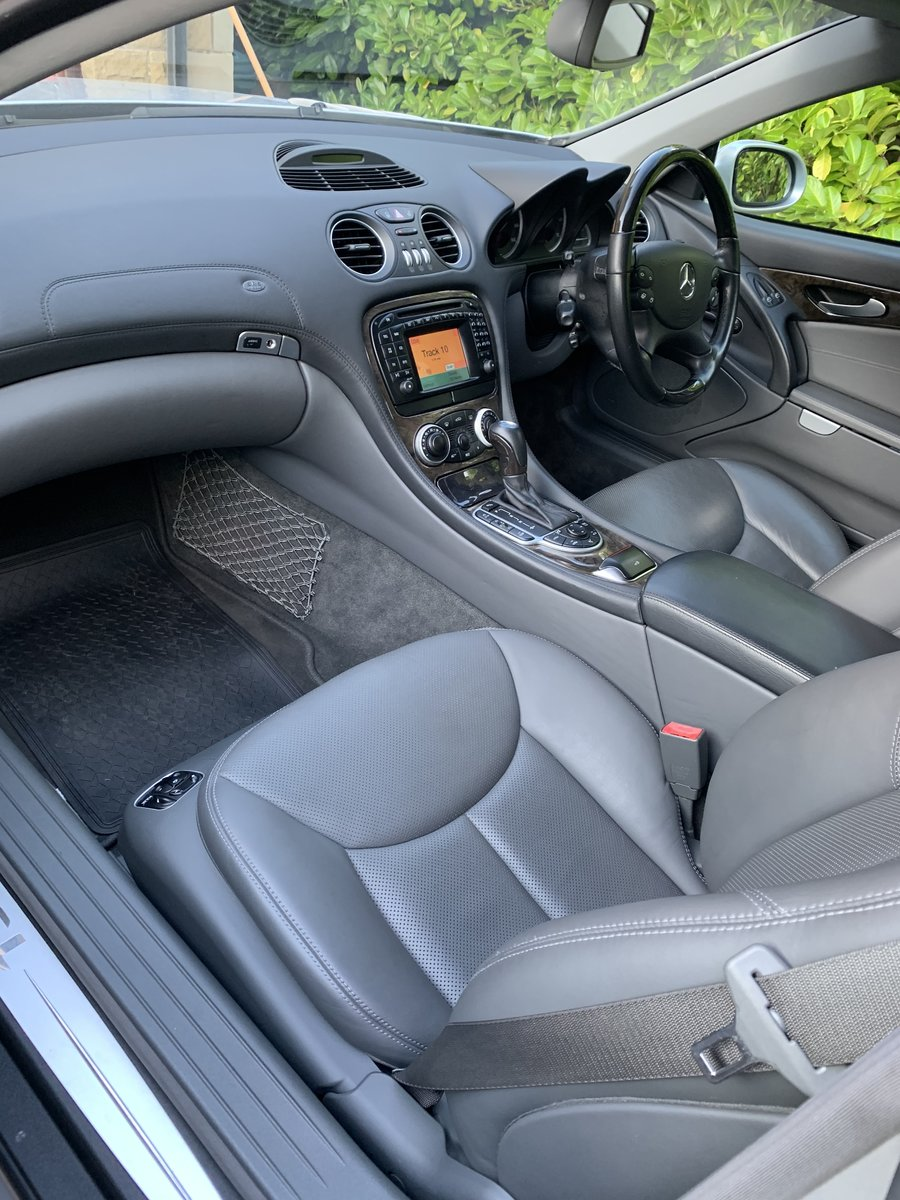 2002 Mercedes SL500  (26000 Miles) For Sale (picture 5 of 6)