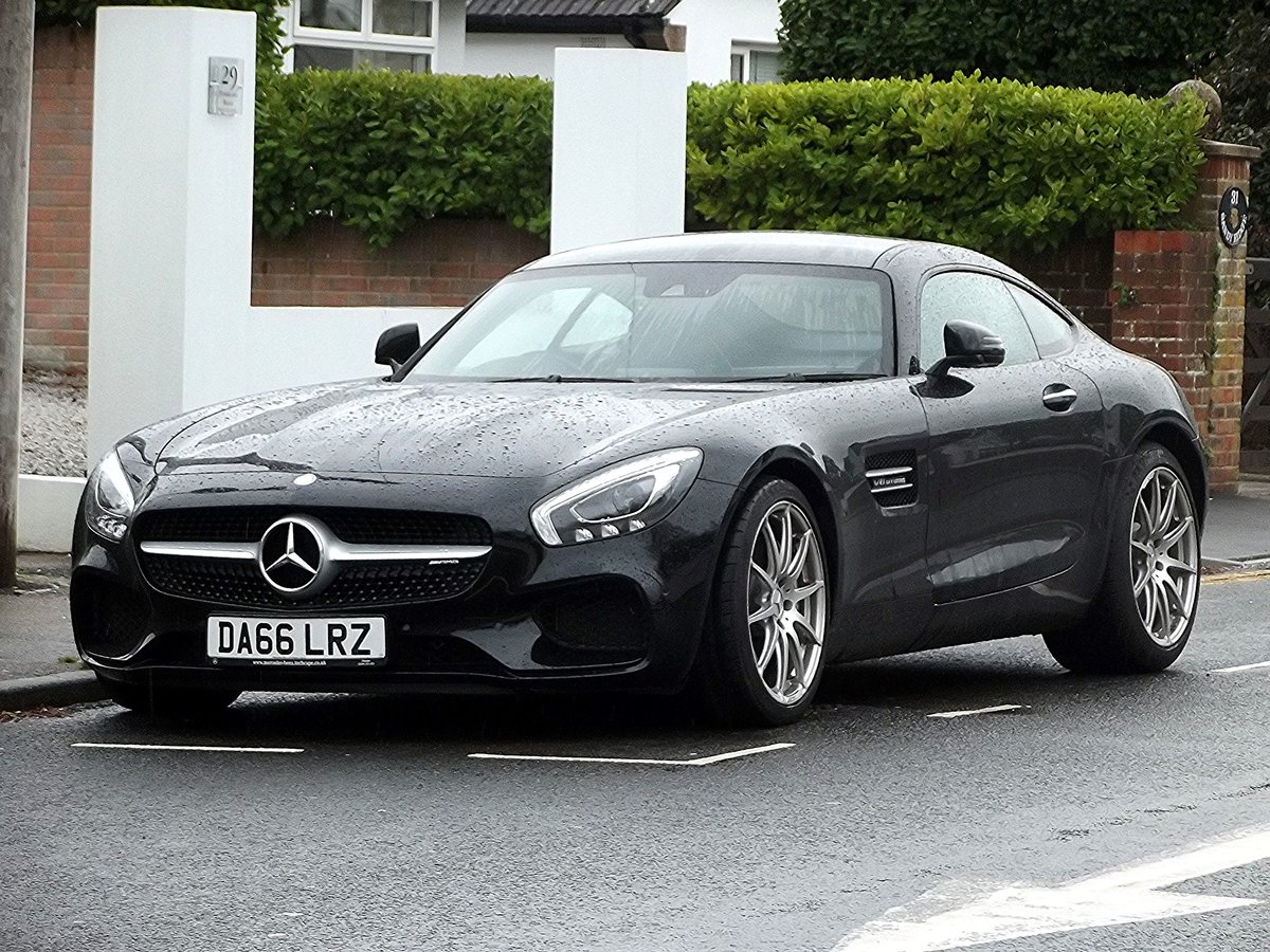 2016 MERCEDES AMG GT For Sale (picture 1 of 1)