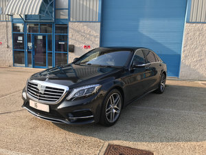 Picture of 2016 Mercedes-Benz S500e LWB  AMG Executive Line 1 OWNER 2,600 Mi SOLD