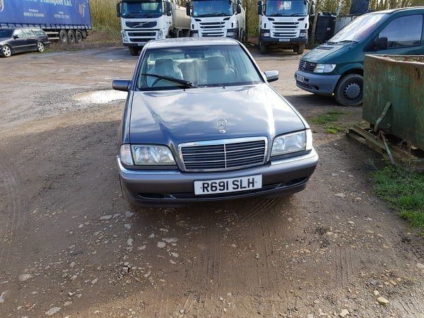 1997 Mercedes C180 Elegance 4 door saloon Automatic For Sale (picture 6 of 6)