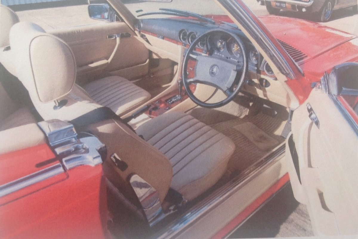 1989 Mercedes Benz 300SL  Auto Classic  For Sale (picture 6 of 6)