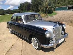 1955 Ponton Recently Beautifully restored condition For Sale