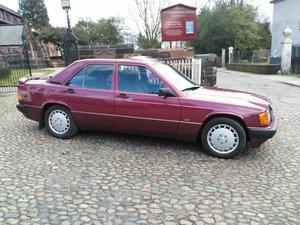 1990 Mercedes 190E For Sale