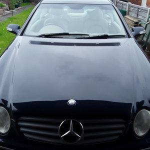 2003 Mercedes clk 320 Elegance