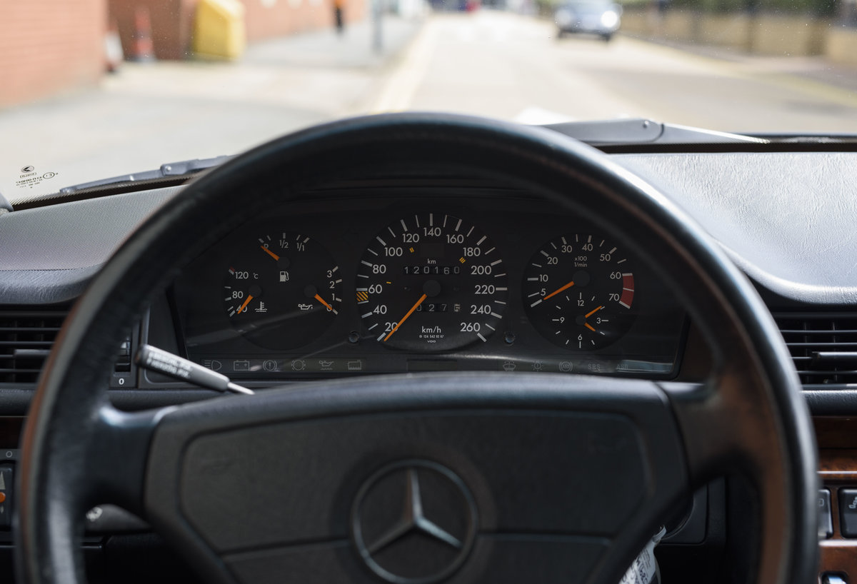 1992 Mercedes-Benz 500E For Sale In London (LHD) For Sale (picture 12 of 19)