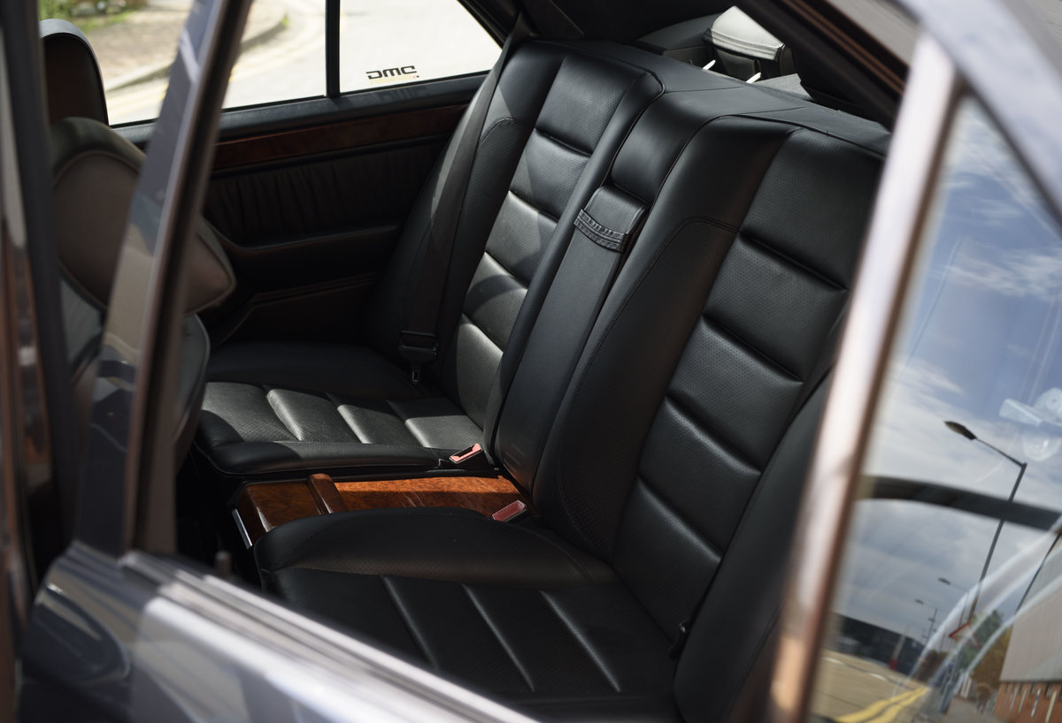 1992 Mercedes-Benz 500E For Sale In London (LHD) For Sale (picture 19 of 19)