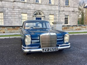 1964 Mercedes-Benz 220s For Sale