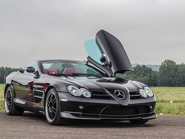 2007 SLR 722s McLaren Stunning one off. For Sale (picture 1 of 3)