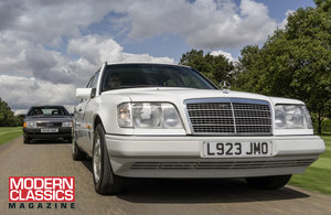 1994 E220 Estate Auto-The best-MAGAZINE FEATURE CAR! For Sale