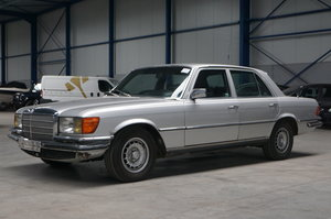 MERCEDES BENZ 450SE, 1979 For Sale by Auction