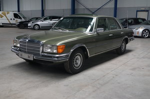 MERCEDES-BENZ 280S, 1980 For Sale by Auction