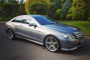 2009 Mercedes E350 Coupe For Sale