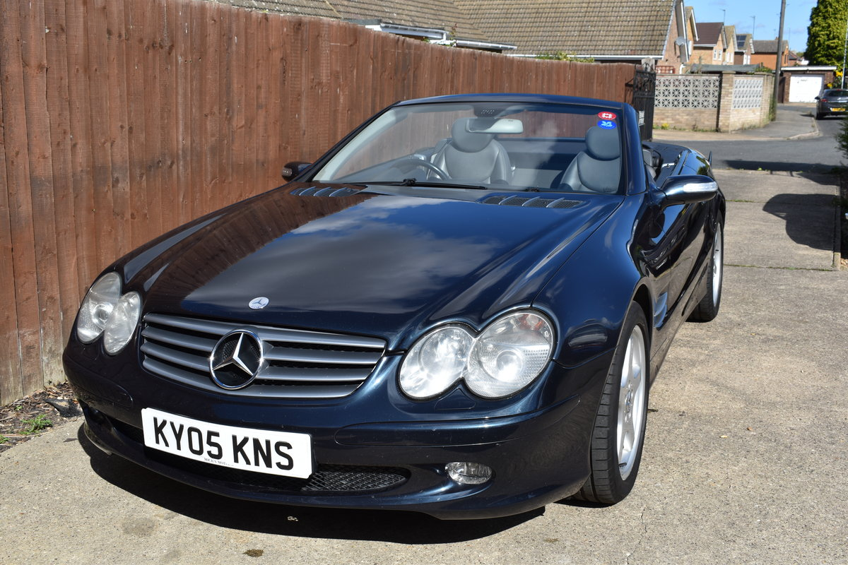 2005 Mercedes Sl500 For Sale (picture 2 of 6)