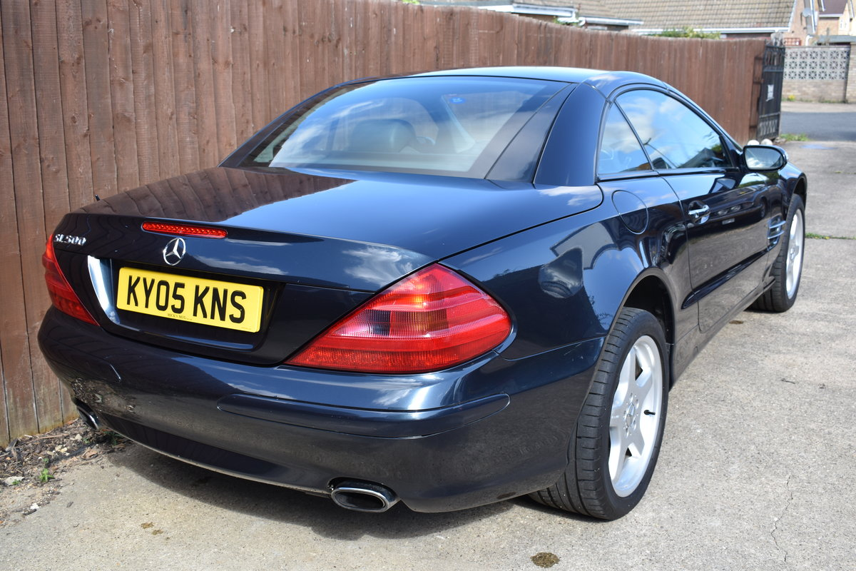 2005 Mercedes Sl500 For Sale (picture 3 of 6)