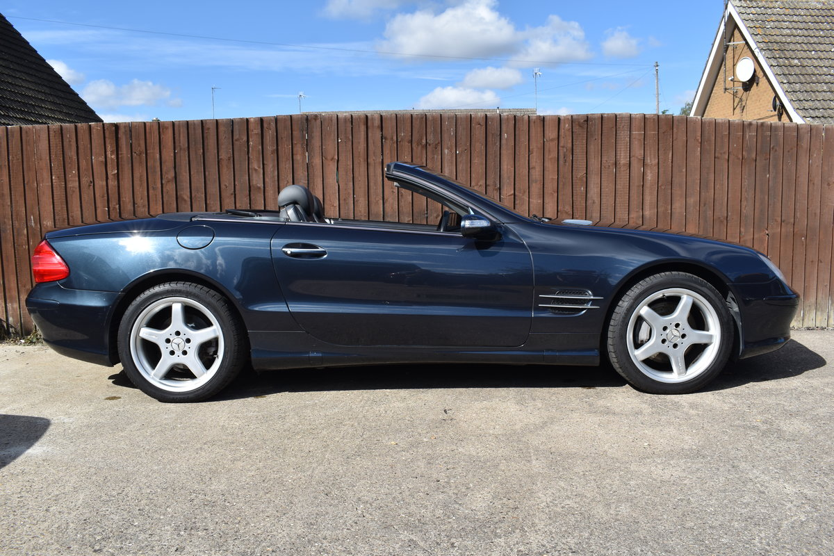 2005 Mercedes Sl500 For Sale (picture 6 of 6)