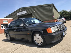 Classic 1988 E Mercedes-Benz 190E 2.3 16v Cosworth