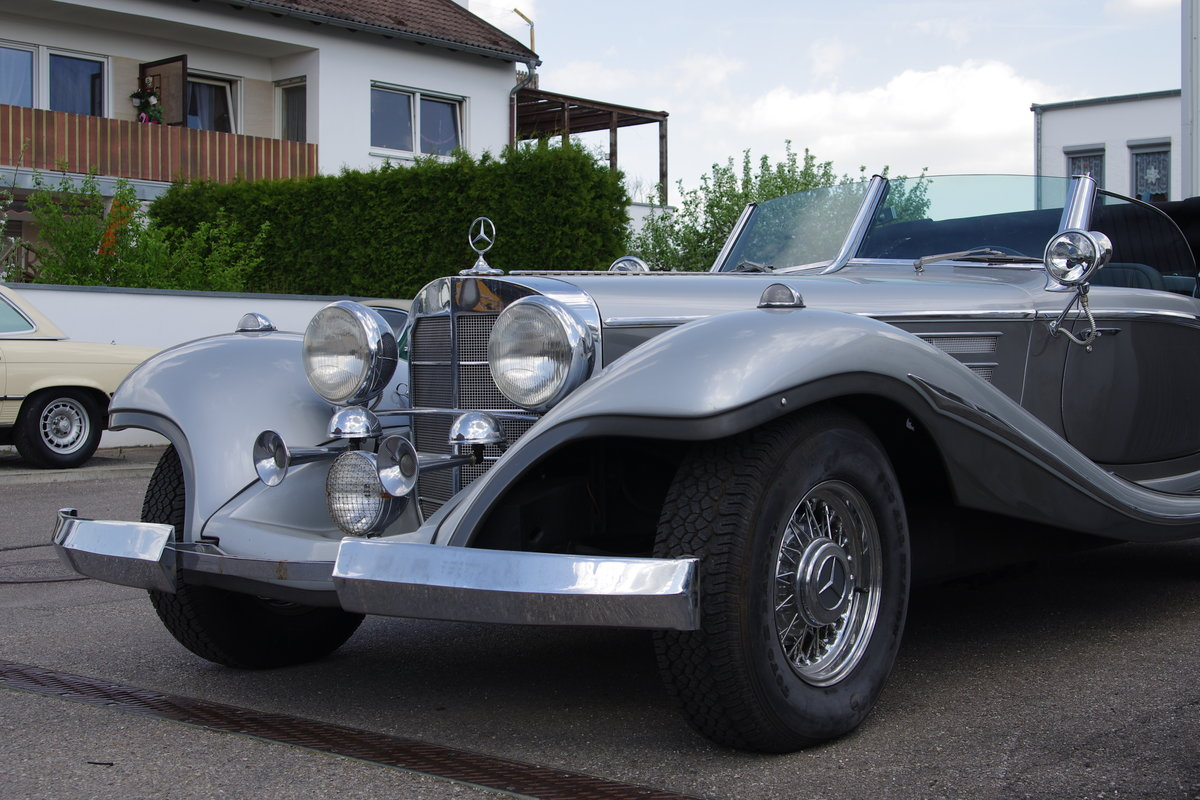 1988 Mercedes 500 K Replica by H.T. Price  For Sale (picture 1 of 6)