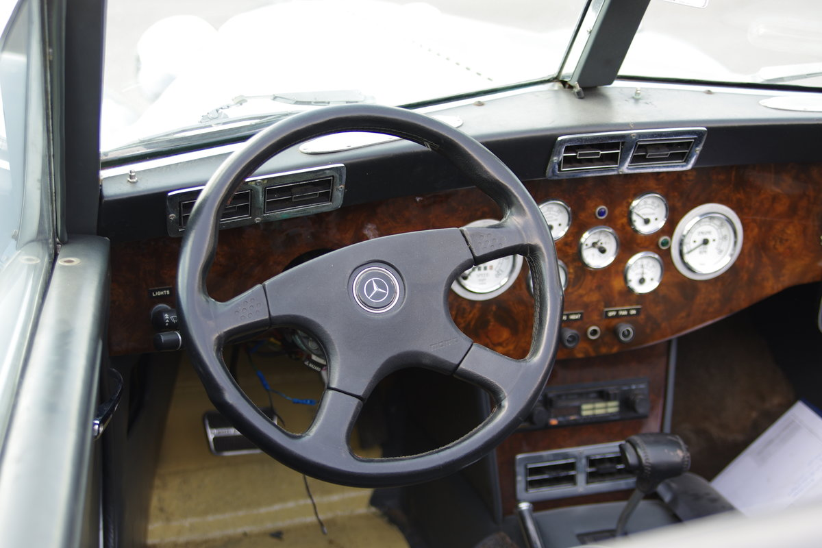 1988 Mercedes 500 K Replica by H.T. Price  For Sale (picture 3 of 6)