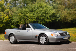 1995 Mercedes-Benz SL500 R129 with Full Service History