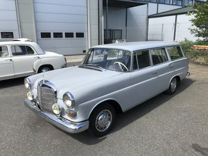 1966 Mercedes 200D Universal For Sale