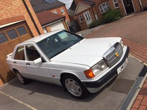 1992 190E 2.0 Auto For Sale