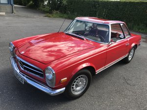 1965 Mercedes 230SL LHD For Sale