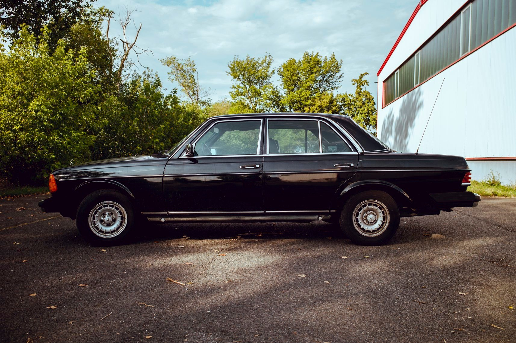 1984 Mercedes-Benz 300 turbo diesel TD W123  For Sale (picture 6 of 6)