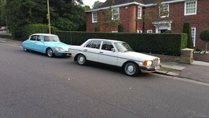 1979 Mercedes 250 automatic For Sale