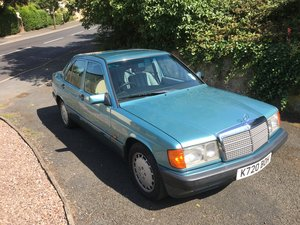 1992 Mercedes- Benz 190e 2.0L Automatic For Sale