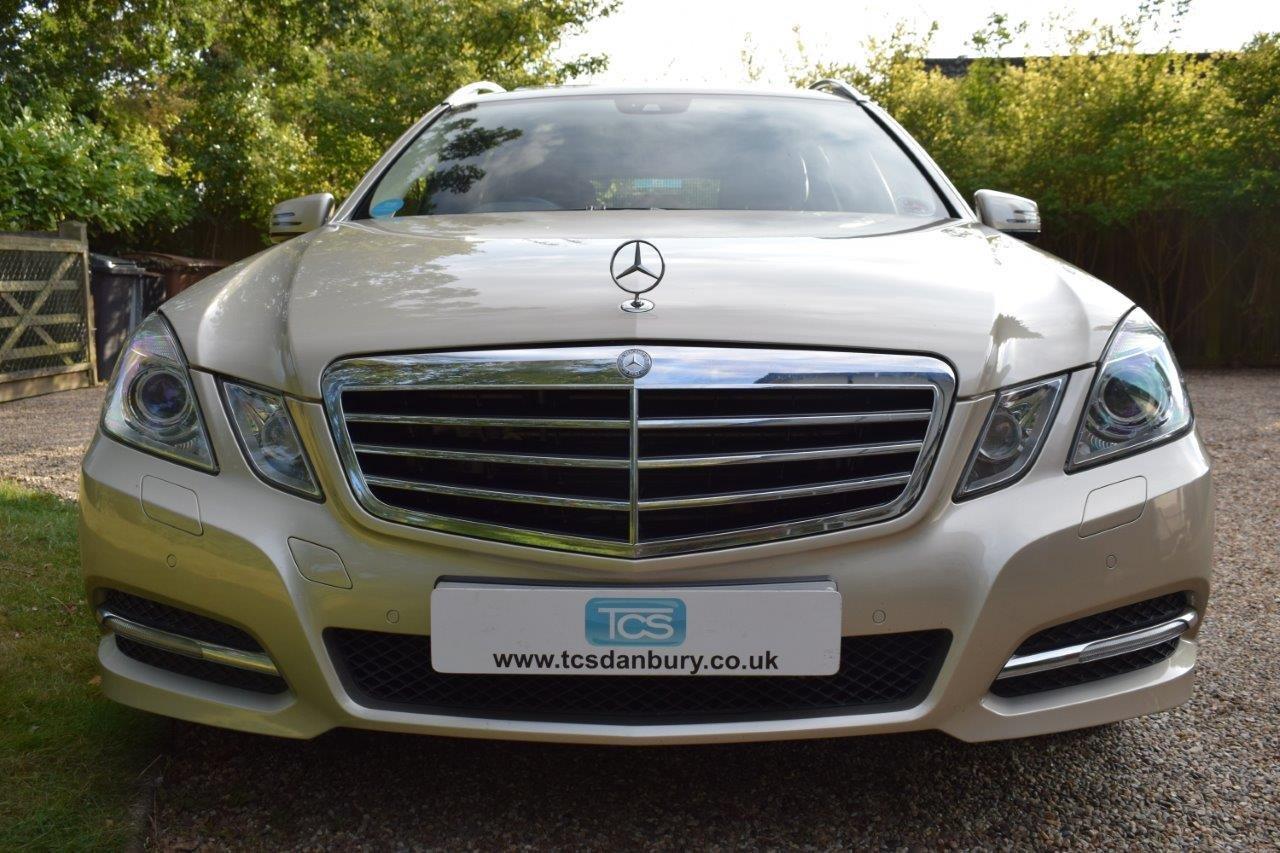 2010 Mercedes E350 CDI Estate Automatic For Sale (picture 4 of 6)