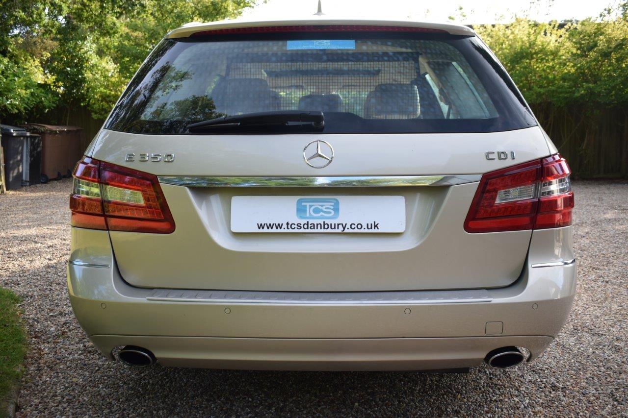 2010 Mercedes E350 CDI Estate Automatic For Sale (picture 5 of 6)