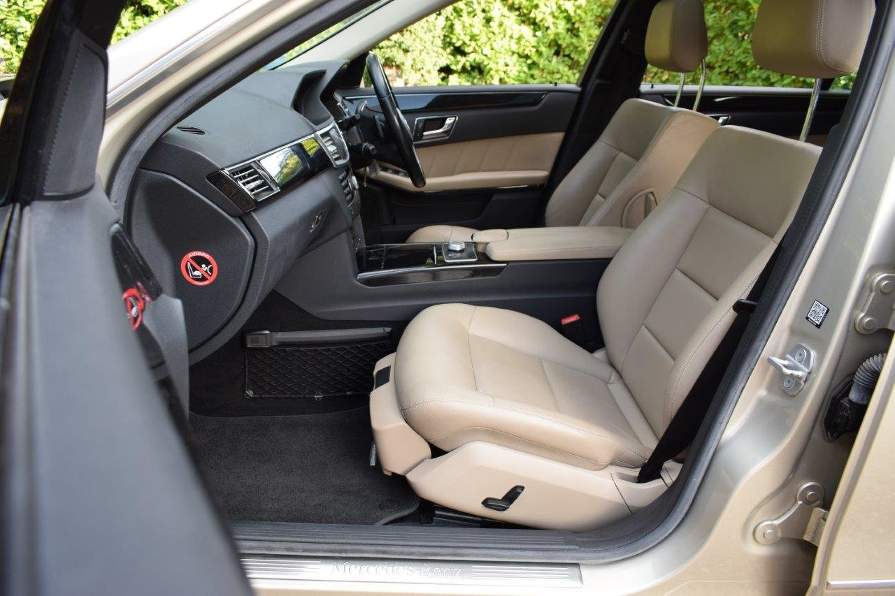 2010 Mercedes E350 CDI Estate Automatic For Sale (picture 6 of 6)