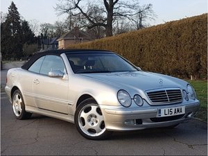 2002 Clk 230 low mileage 35k 1 doctor owner from new For Sale