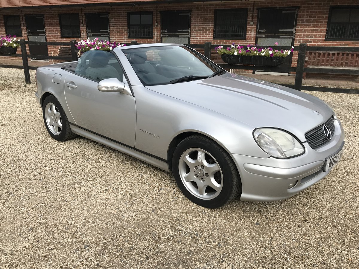 2000 NICE CONDITION LOW MILES 87000 SERVICE HISTORY LONG MOT For Sale (picture 2 of 6)