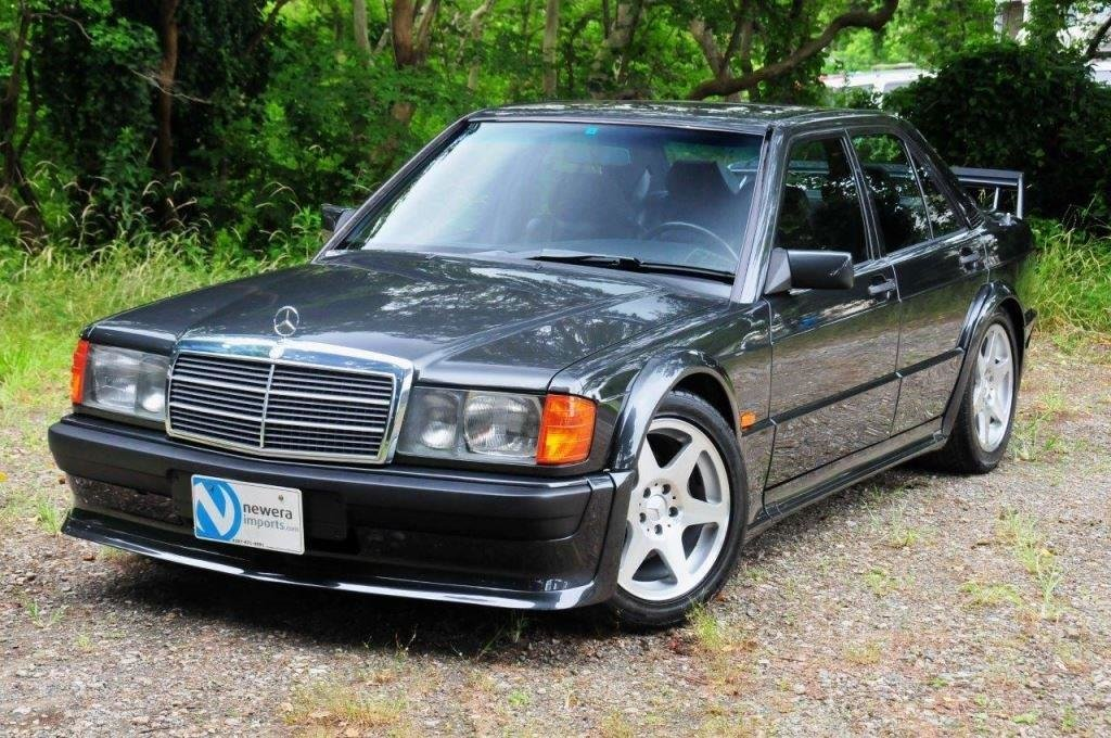 1989 Benz 190E 2.5-16 Evolution-1 AMG Powerpack. Concours Cond. SOLD (picture 1 of 6)
