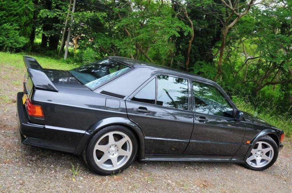 1989 Benz 190E 2.5-16 Evolution-1 AMG Powerpack. Concours Cond. SOLD (picture 2 of 6)