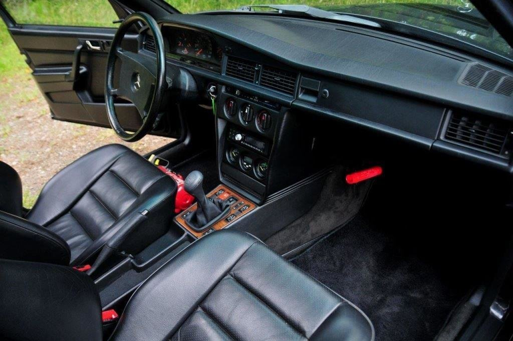1989 Benz 190E 2.5-16 Evolution-1 AMG Powerpack. Concours Cond. For Sale (picture 3 of 6)