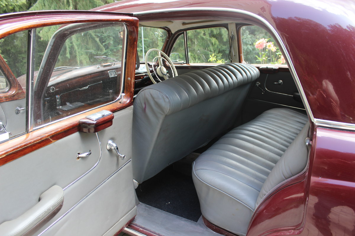 1958 Mercedes Benz 220 S, Ponton For Sale (picture 4 of 6)
