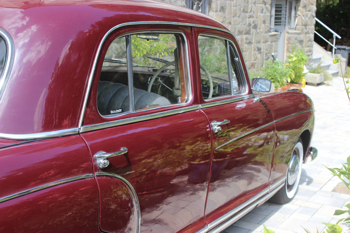 1958 Mercedes Benz 220 S, Ponton For Sale (picture 6 of 6)