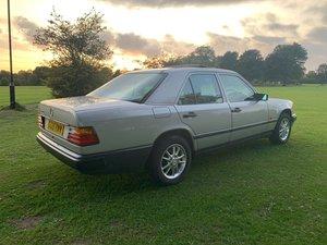 1989 MERCEDES 230E W124 30,796 MILEAGE 1 OWNER! For Sale