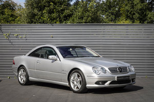 2003 Mercedes CL55 AMG Kompressor SOLD